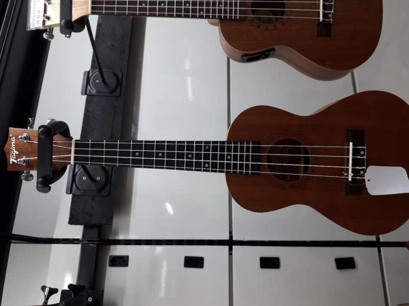 Ukelele clásico y electro acústico - 0