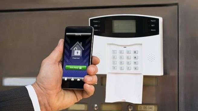 Alarmas inteligentes con aviso al celular - 0
