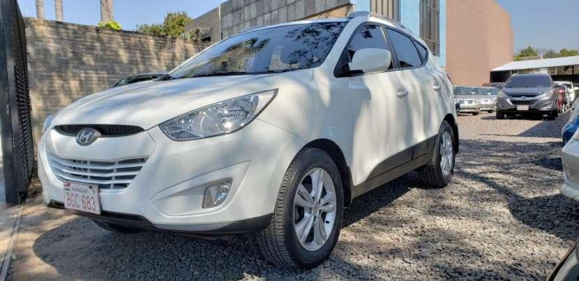 Hyundai tucson 2011 naftero mecánico