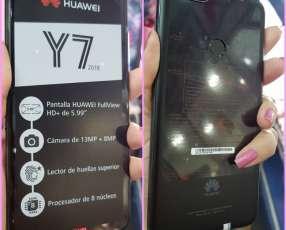 Huawei y7 2017 protectores y monopod para selfies de regalo