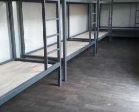 Dormitorios de 40 pies