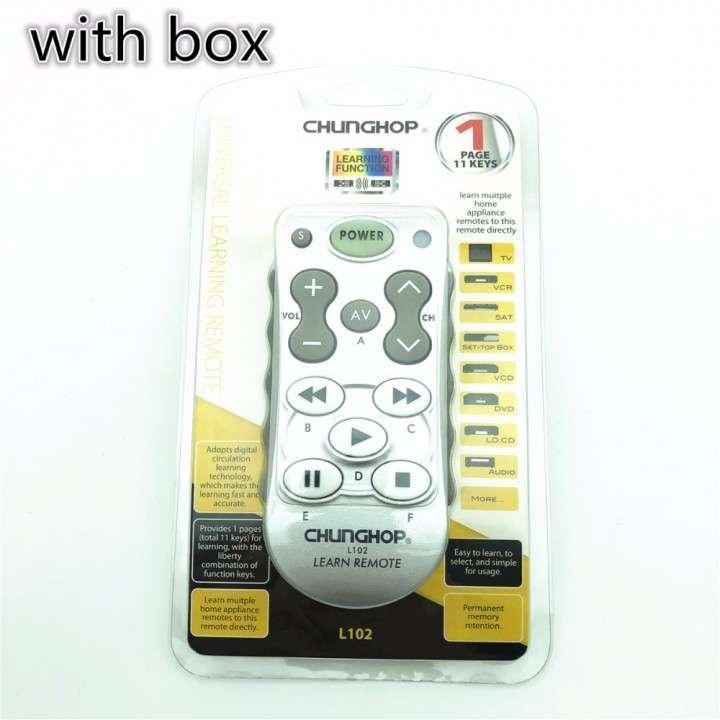 Control Remoto Universal TV/SAT/Audio/DVD/Cable - 3