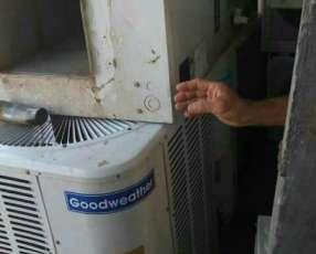 Aire acondicionado split Goodweather 60.000 btu