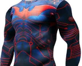 Remeras CrossFit Marvel
