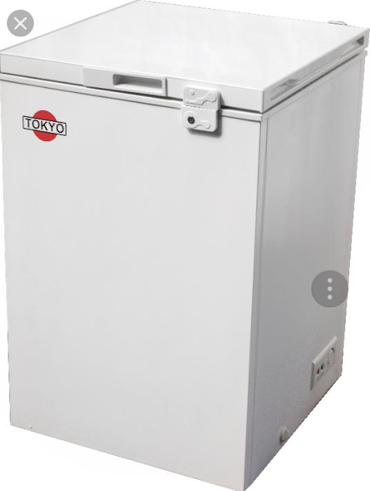 Congelador tokyo 120 lts.
