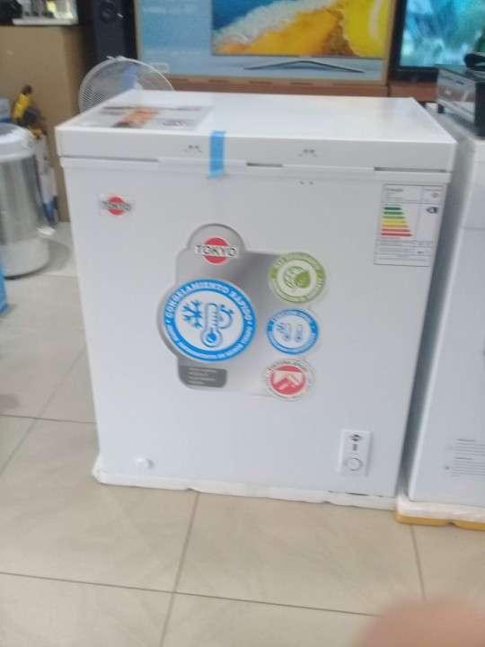 Congelador Freezer 160 litros