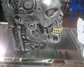 Mascara de Terminator Latex