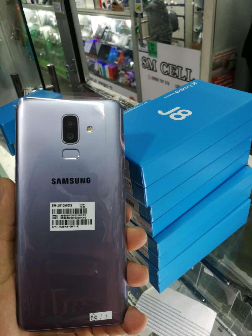 Samsung Galaxy J8 de 32 gb financiado - 1