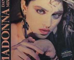 Vinilo Madonna Dance Mix