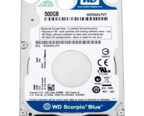 Disco duro WD Blue 500GB, Con win 8