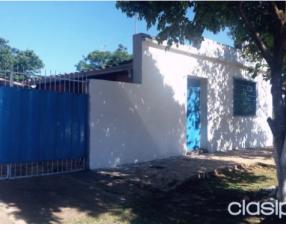 Casa independiente a pasos del centro de Luque