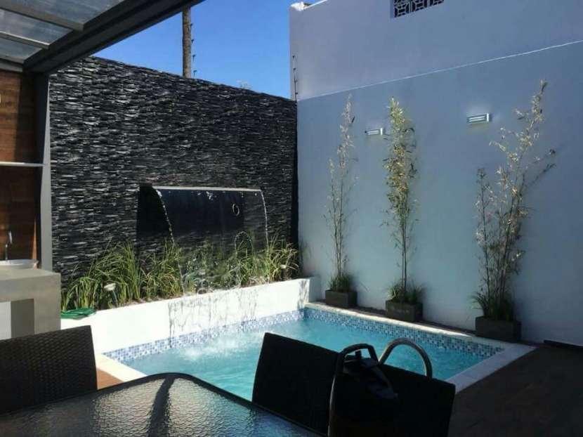 Quincho y piscina - 5