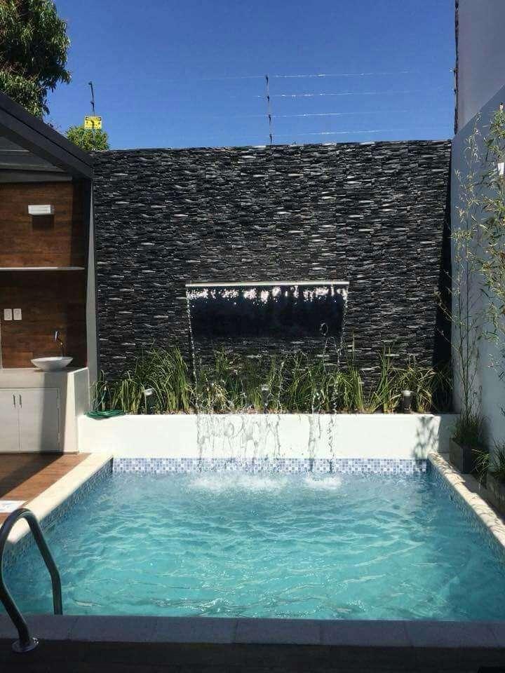 Quincho y piscina - 6