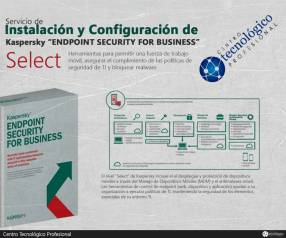 Kaspersky Endpoint Security for Business SELECT - Implementa