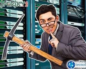 Mineros en tu servidor - protege tu empresa Kaspersky