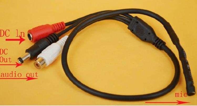 Micrófonos para circuitos cerrados - 0