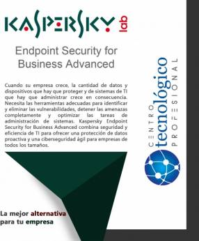 Seguridad para empresas Endpoint Security for Business Advanc