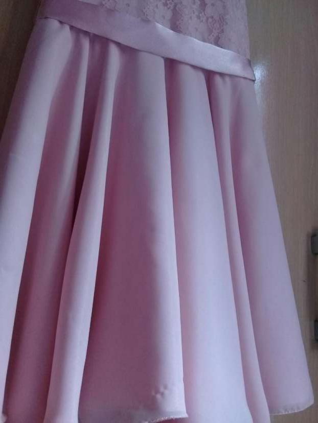 Vestido corto para niñas