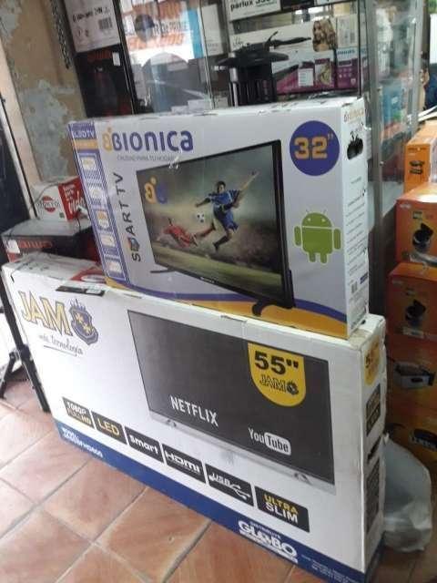 Tv led smart Biónica 32 pulgadas - 0