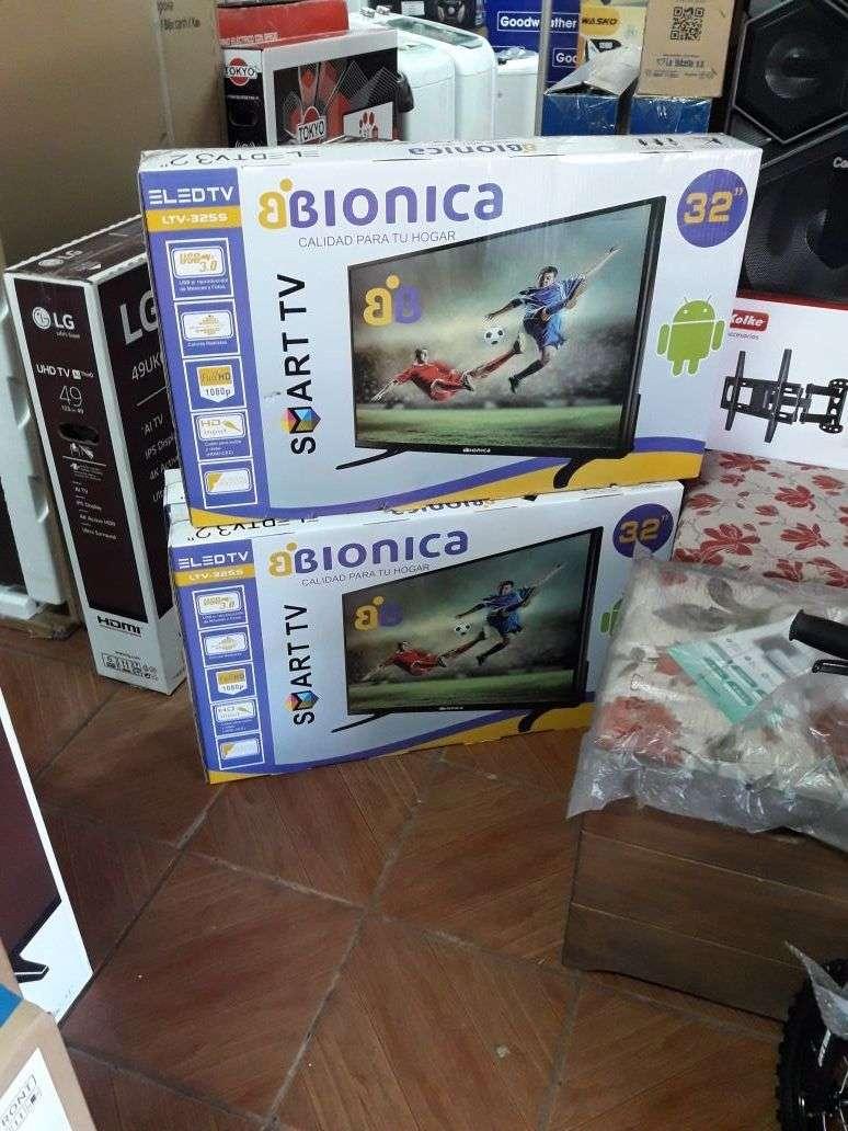 Tv led smart Biónica 32 pulgadas - 1