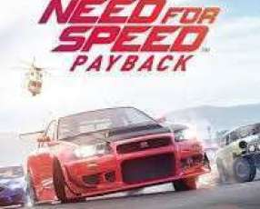 Juego de PS4 Need for Speed Payback