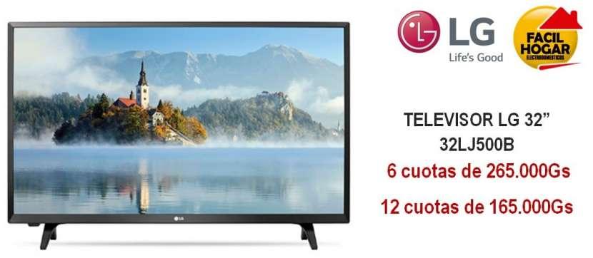 Tv plasma led hd LG 32 pulgadas