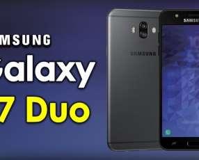 Samsung Galaxy J7 Duo doble cámara