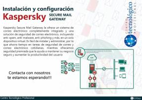Configuración de Kaspersky Security for Mail Server