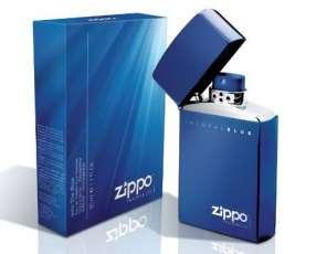 Into the blue de Zippo