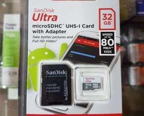 Memory Card de 32 GB