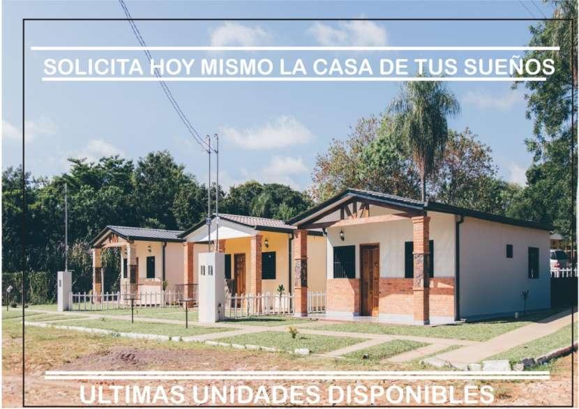 Casa propia a cuotas en Luque