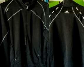 Campera deportiva Adidas original L o G