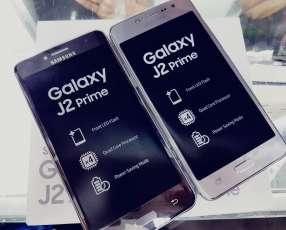 2 Samsung Galaxy J2 Prime financiados