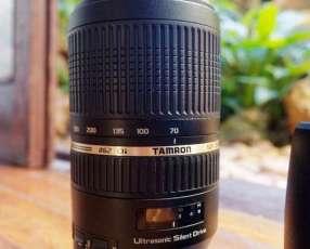 Tamron sp 70-300mm f/4-5.6 para Nikon