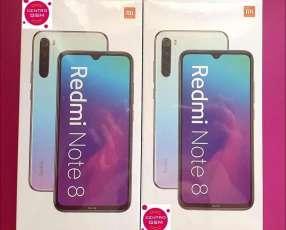 Redmi Note 8 de 32 gb nuevos