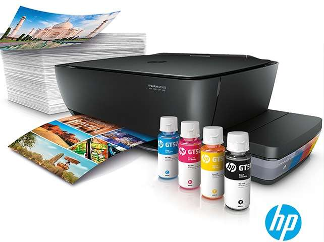 Impresora HP 5810GT multifunción tinta contínua