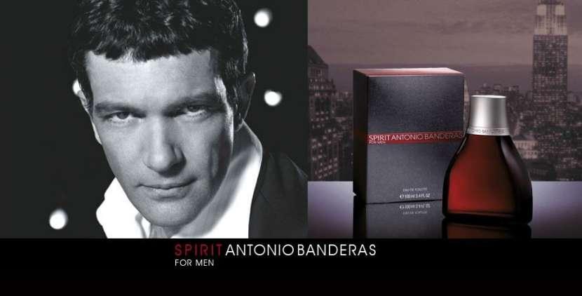 Spirit Antonio Banderas con Neceser