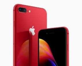 iPhone 8 de 64 gb rojo