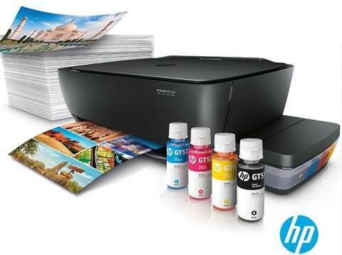 Impresora HP 5810GT multifunción tinta contínua - 0