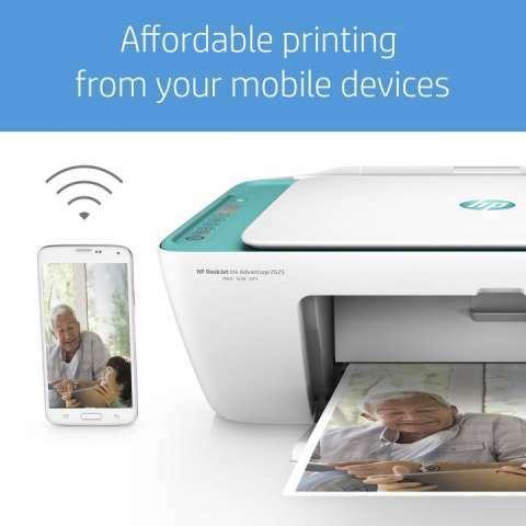 Impresora HP 2675 W multifunción - 0