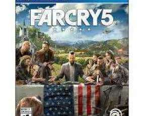 Juego Farcry 5 para PS4