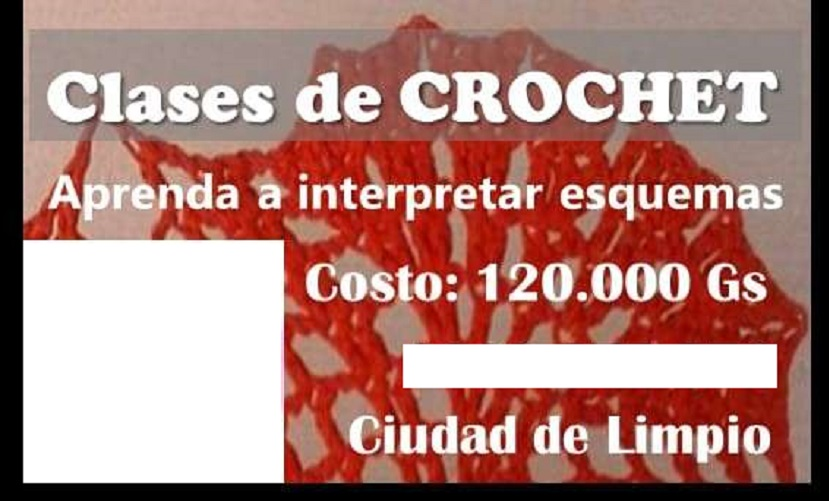 Clases de Crochet