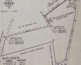 25 hectáreas en Itauguá