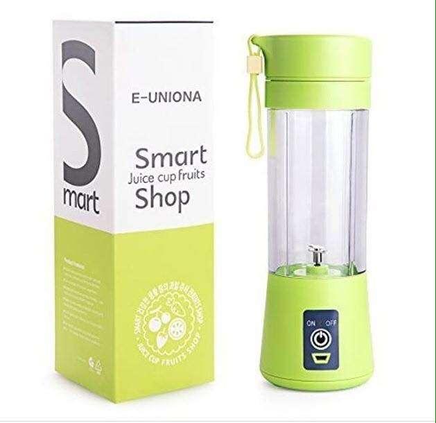 Licuadora Smart Juice Cup funciona sin electricidad - 1