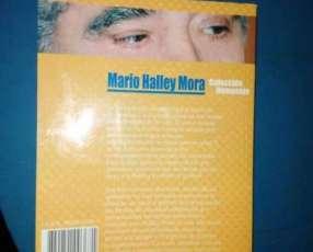 Libro de Mario Halley Mora