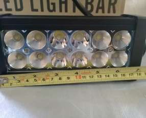 Barra led de 18 cm. 36 watts