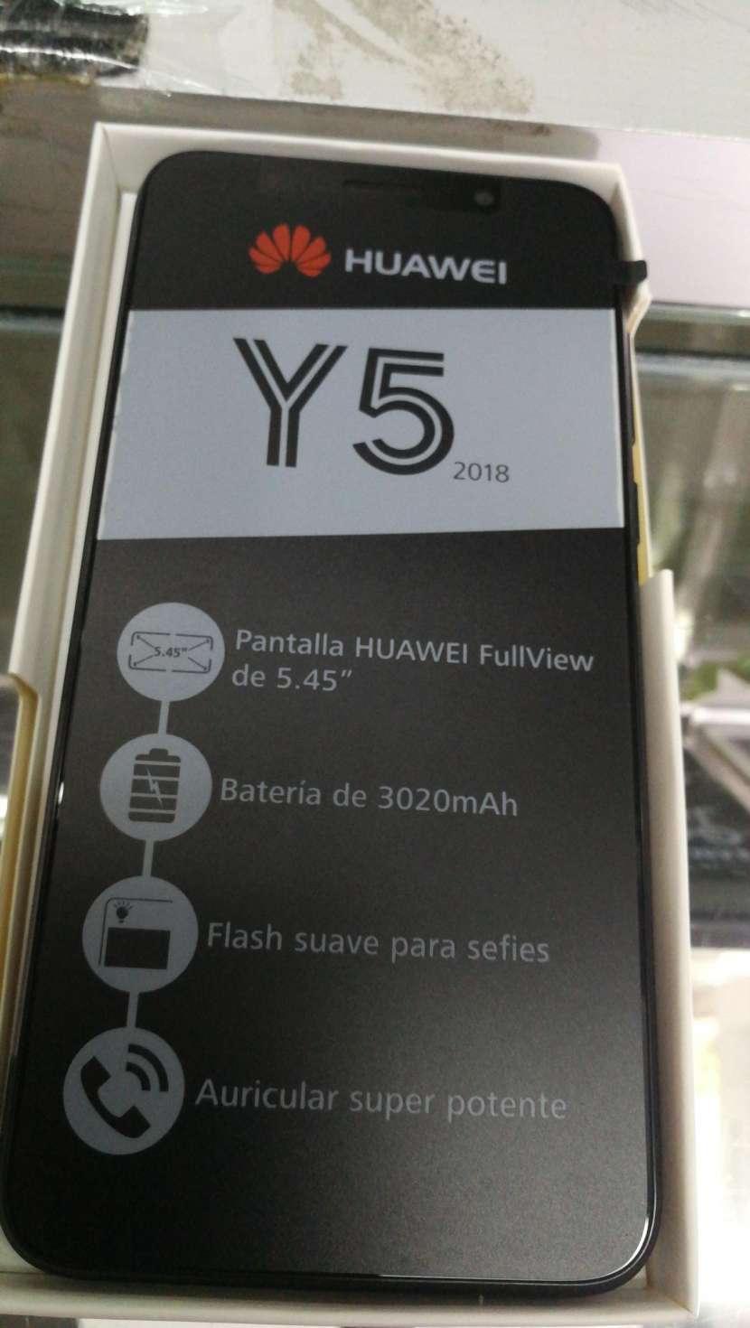Huawei Y5 2018 financiado - 0