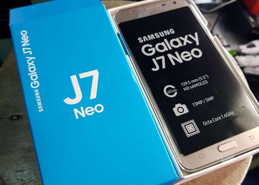 Samsung Galaxy J7 Neo financiado - 0