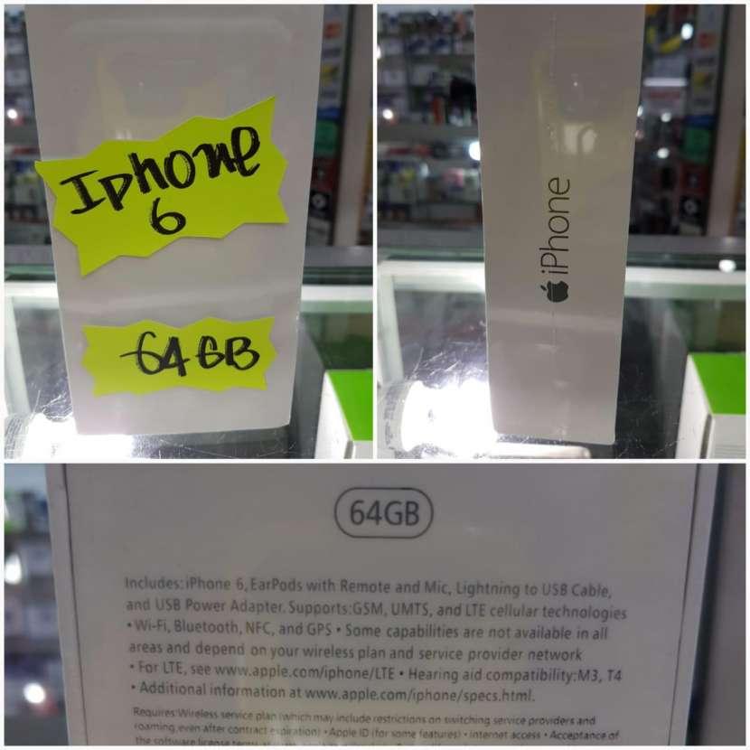 iPhone 6 de 64 gb financiado - 0