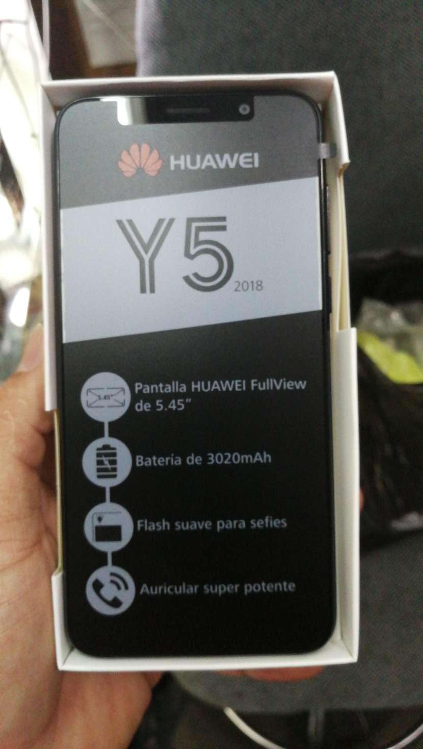 Huawei Y5 2018 financiado - 1